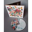 płytaCDR +digipack CD2/1kpl 50szt