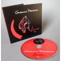 płytaCD+digipack CD2/1,kpl 100szt
