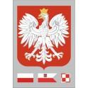 Godło Polski zestaw edukacyjny, pomoc dydaktyczna