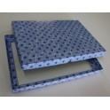 pudełko  dwuczęściowe 16x23x2cm kpl 200szt