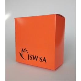 pudełko  12x12x7cm, z zadrukiem, 100szt