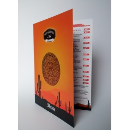 menu, karta dań A3, 10szt